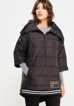 Куртка утепленная Rinascimento. Цвет: черный