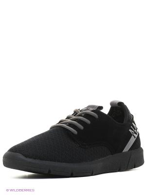 Кроссовки NAPAPIJRI. Цвет: черный
