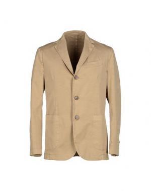 Пиджак ALAIN FRACASSÍ. Цвет: песочный