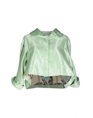 Пиджак JO NO FUI. Цвет: кислотно-зеленый