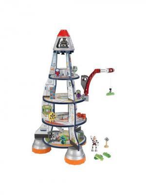 Игровой набор Космический корабль (Rocket Ship) KidKraft. Цвет: серый