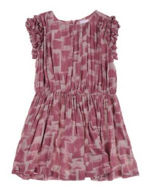 Платье MORLEY. Цвет: пурпурный