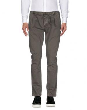 Повседневные брюки (M) MAMUUT DENIM. Цвет: серый