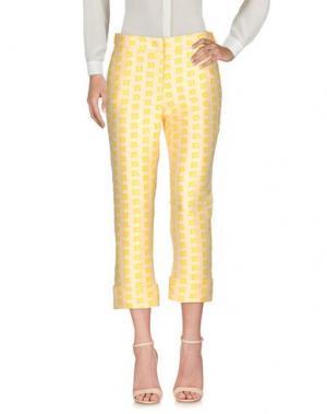 Повседневные брюки COLLECTION PRIVĒE?. Цвет: желтый