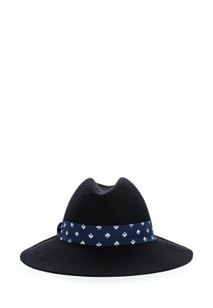 Шляпа Weekend Max Mara. Цвет: синий