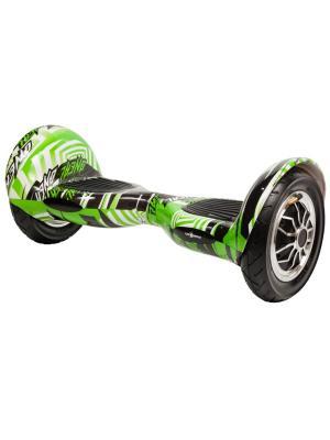 Оригинальный гироскутер CarWalk Offroad. Размер колеса 10 дюймов.. Цвет: черный, белый, зеленый