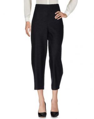 Повседневные брюки A.B APUNTOB. Цвет: стальной серый