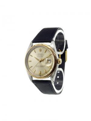 Аналоговые часы Datejust Rolex. Цвет: none