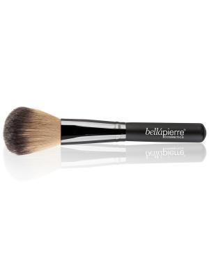 Bellapierre cosmetics FOBR01 Кисть для минеральной основы. Цвет: черный