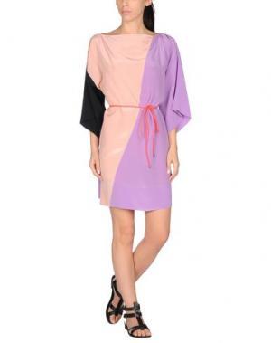 Пляжное платье ROKSANDA. Цвет: сиреневый