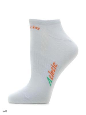 Носки, 3 пары Хох. Цвет: белый