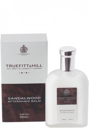 Бальзам после бритья Sandalwood Truefitt&Hill. Цвет: бесцветный