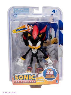 Фигурка Super Poser Shadow. Соник Sonic. Цвет: черный, белый
