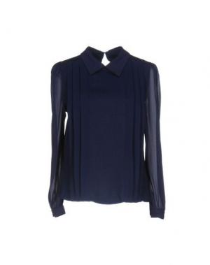 Блузка CUTIE. Цвет: темно-синий