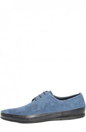 Туфли Aldo Brue. Цвет: голубой