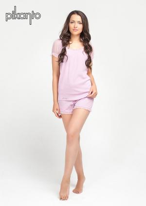 Пижама с шортами PIKANTO