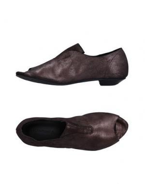 Ботинки KUDETÀ. Цвет: бронзовый