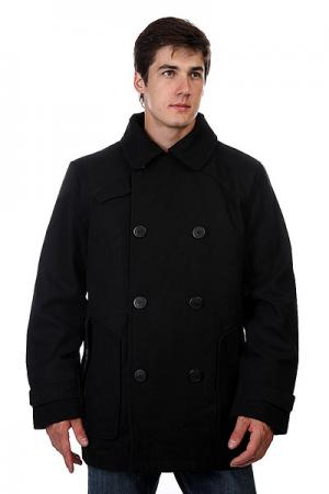 Пальто  Enew15 В-Day Jacket Black Zoo York. Цвет: черный