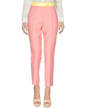 Повседневные брюки RACIL. Цвет: телесный