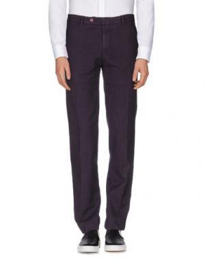 Повседневные брюки ARBITER. Цвет: розовато-лиловый