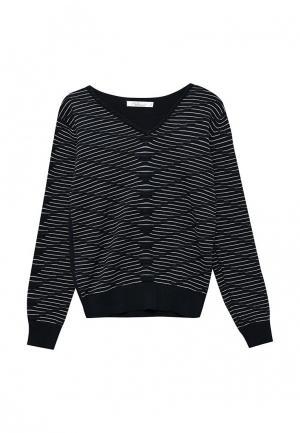Пуловер Vitacci. Цвет: синий