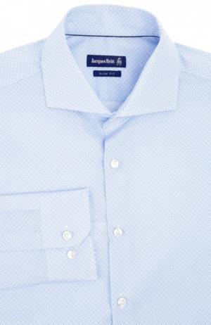 Сорочка Jacques Britt. Цвет: голубой