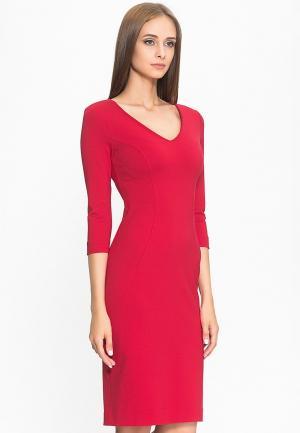 Платье A.Karina. Цвет: красный