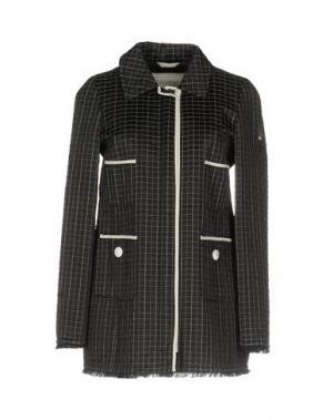 Куртка GEOSPIRIT. Цвет: черный