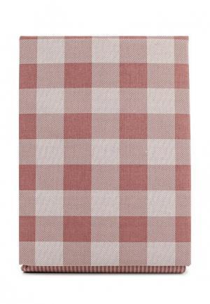 Комплект постельного белья Хлопковый Край. Цвет: коричневый