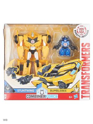 Трансформеры роботы под прикрытием: гирхэд-комбайнер Transformers. Цвет: темно-коричневый