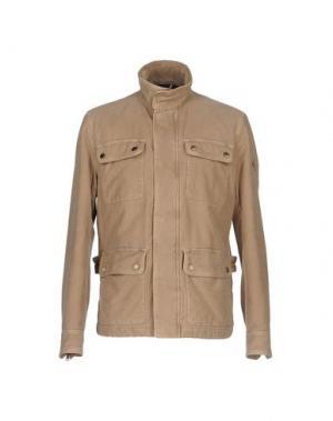 Куртка CONTE OF FLORENCE. Цвет: верблюжий