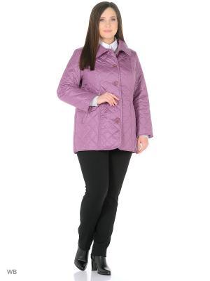 Куртка Batell. Цвет: розовый