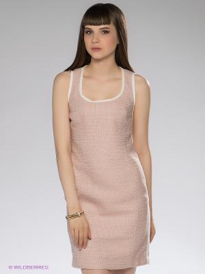 Платье Dept. Цвет: бледно-розовый