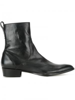 Ботинки на молнии Hl Heddie Lovu. Цвет: чёрный