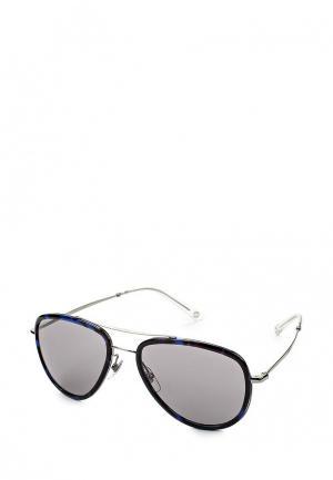 Очки солнцезащитные Gucci. Цвет: разноцветный