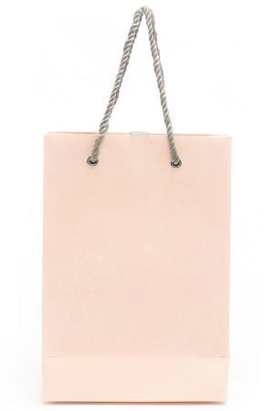 Пакет подарочный Victorias Secret Victoria's. Цвет: коралловый