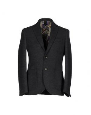 Пиджак BASICON. Цвет: свинцово-серый