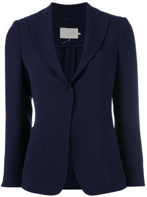 Классический пиджак LAutre Chose L'Autre. Цвет: синий