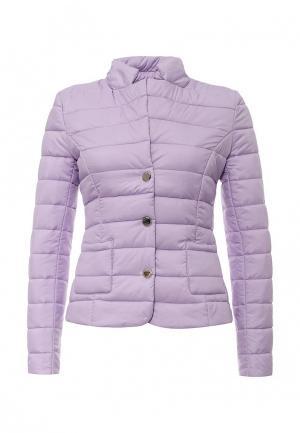 Куртка утепленная Odri. Цвет: фиолетовый
