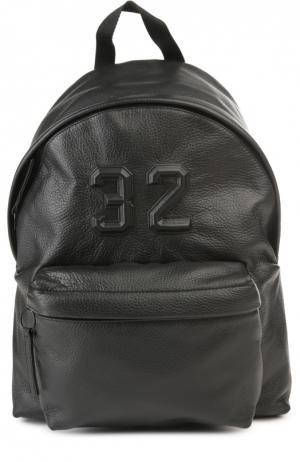Рюкзак Joshua Sanders. Цвет: черный