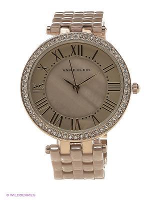 Часы ANNE KLEIN. Цвет: бронзовый