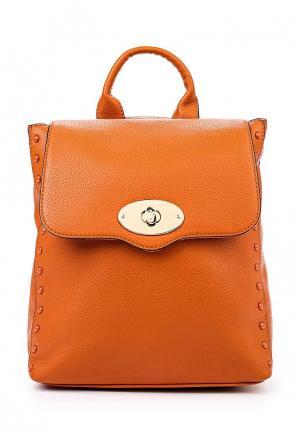 Рюкзак Jane Shilton. Цвет: оранжевый