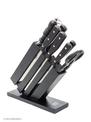Нож Bekker. Цвет: черный