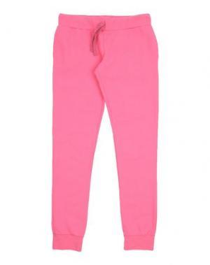 Повседневные брюки MANILA GRACE DENIM. Цвет: фуксия