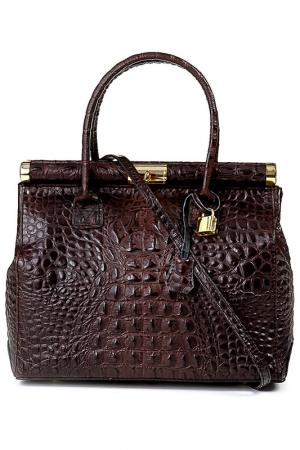 Bag GIULIA. Цвет: dark brown
