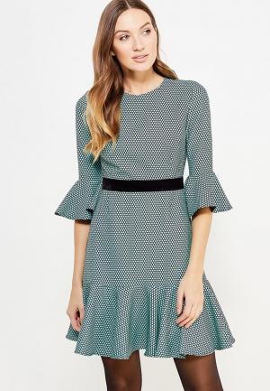 Платье Self Made. Цвет: голубой
