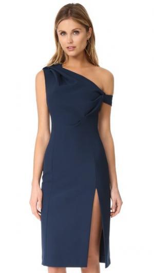 Платье Didion AQ/AQ. Цвет: глубокий морской