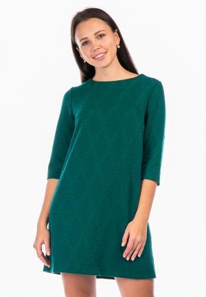 Платье Mankato. Цвет: зеленый