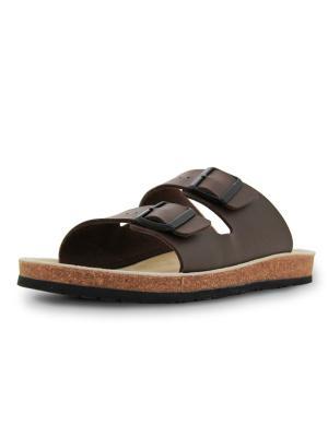 Пантолеты GELD. Цвет: коричневый