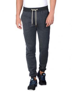 Повседневные брюки RUSSELL ATHLETIC. Цвет: свинцово-серый